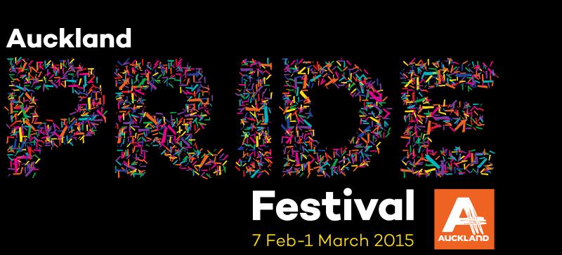 Auckland Pride Festival Logo