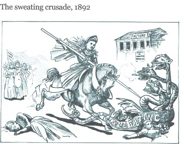 The Sweating Crusade 1892