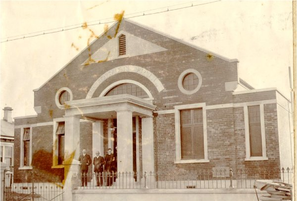Unitarian Church Timaru