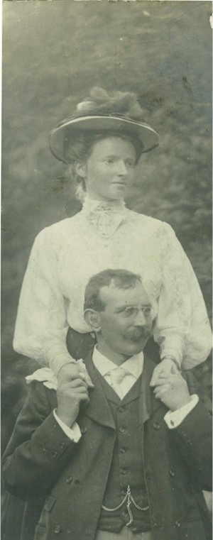 Elsa & William Jellie