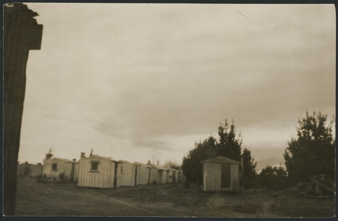 Whenuaroa Detention Camp 1
