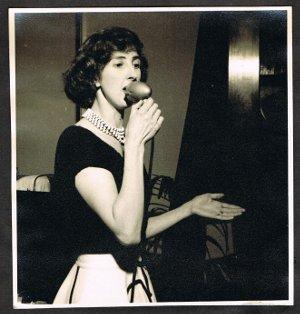 Thelma Singing